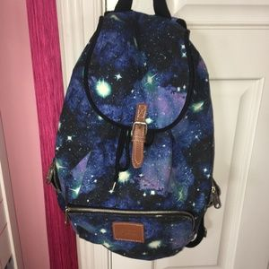 PINK Victoria's Secret Galaxy Backpack